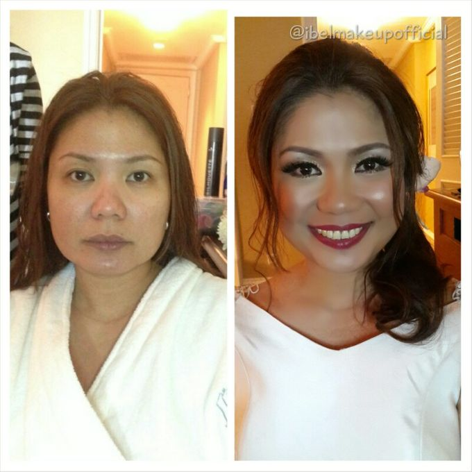 Bride Make Up by IBELmakeuppro - 009