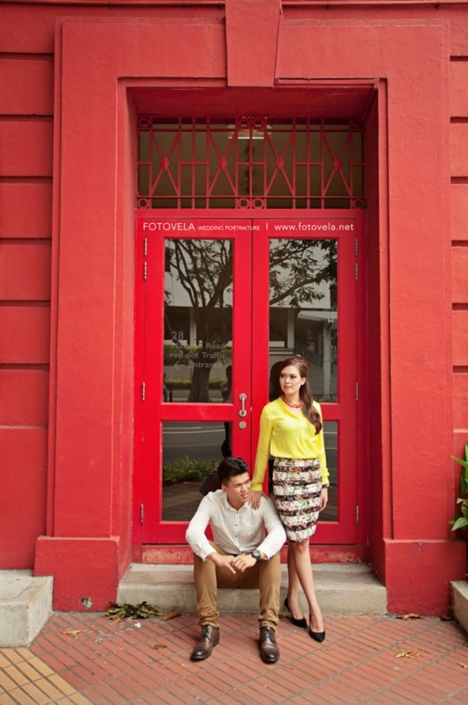 Febrian & Christy Singapore prewedding by fotovela wedding portraiture - 009