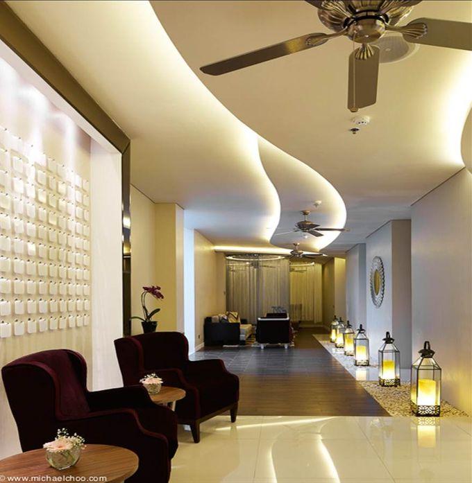 Sheraton Fitness Shine Spa At Sheraton Bandung Hotel Towers By