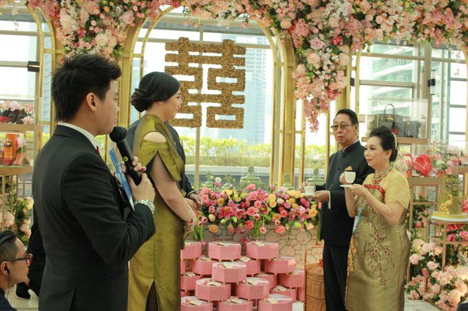 MC Sangjit & MC EngagementnThe Glass Terrace Grand Hyatt Jakarta  By Double V Entertainment by Anthony Stevven - 018