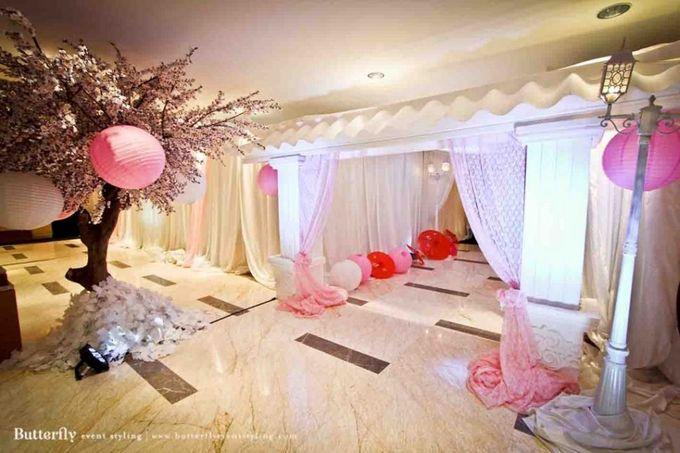 Ballroom Decorated by Thamrin Nine Ballroom - 013