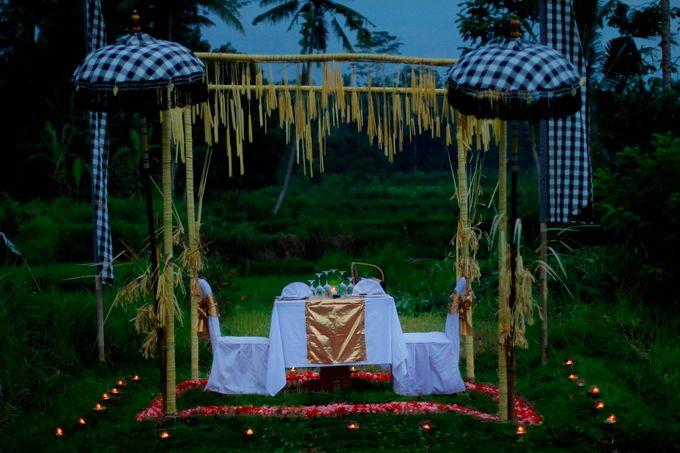 Ricefield Wedding at De Klumpu Bali by De Umah Bali - 004