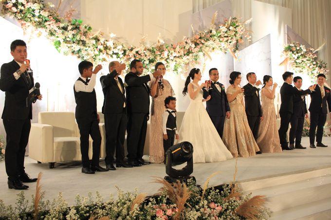 MC Wedding Ciputra Hotel Jakarta - Anthony Stevven by Anthony Stevven - 015