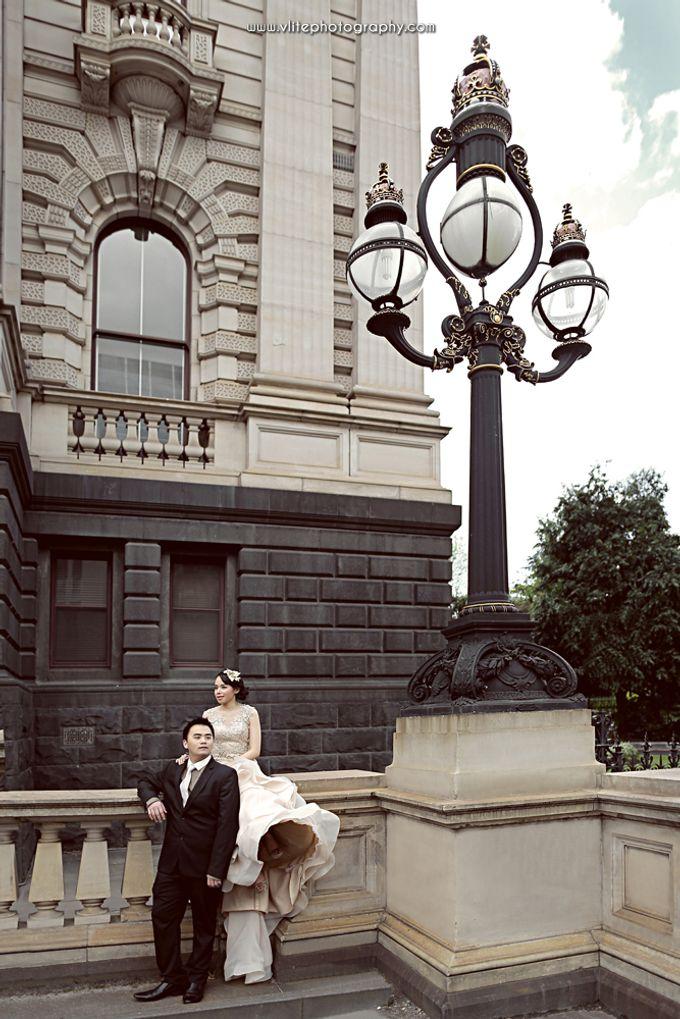 David & Fransisca by V-lite Photography - 001