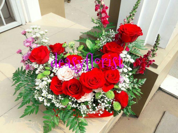 Deasy Florist - Custom Made Bouquet & Floral Arrangement by Deasy Florist - 008