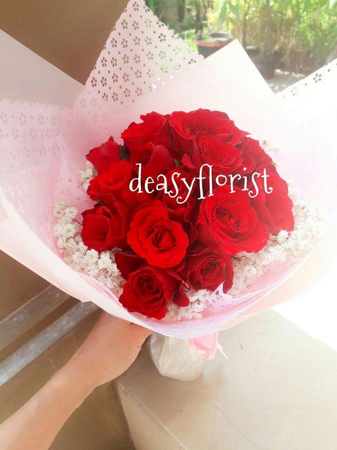 Deasy Florist - Custom Made Bouquet & Floral Arrangement by Deasy Florist - 013