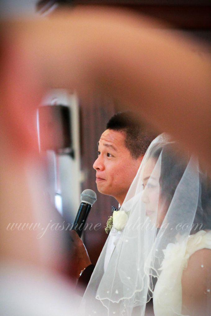 Wedding Blessing Ceremony Part II by Jasmine Wedding Bali - 003