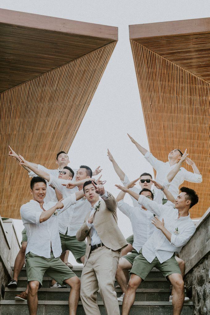 Komune Resorts Wedding - Derek & Emily by Snap Story Pictures - 002