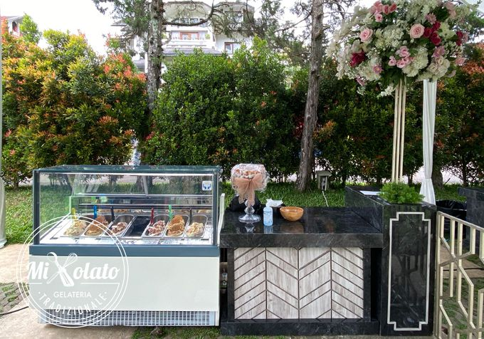 Amalia & Naufal by Mixolato Gelato - 001