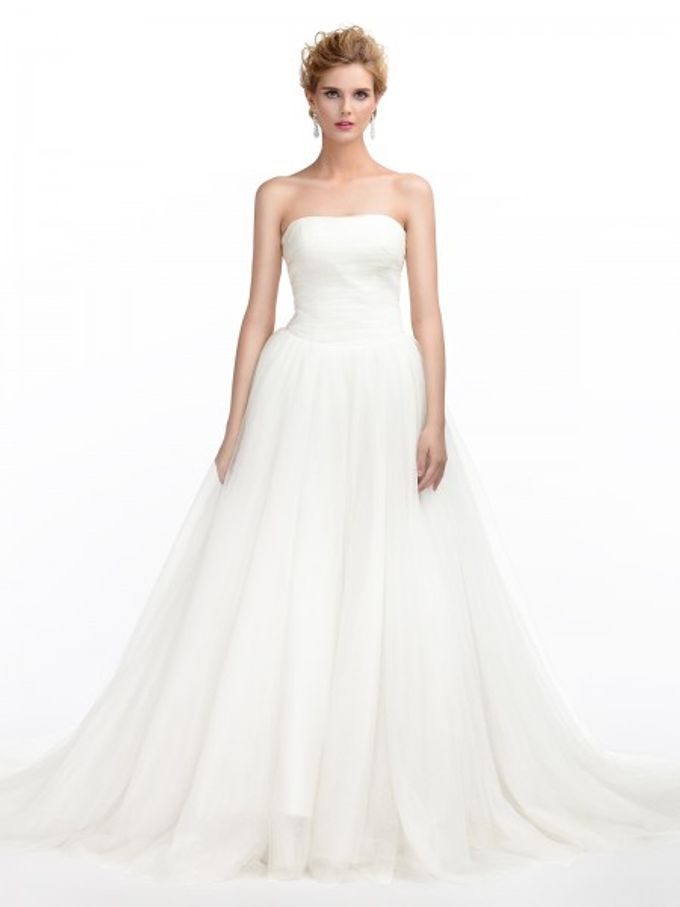Brides Gown by AWEI Bridal - 003