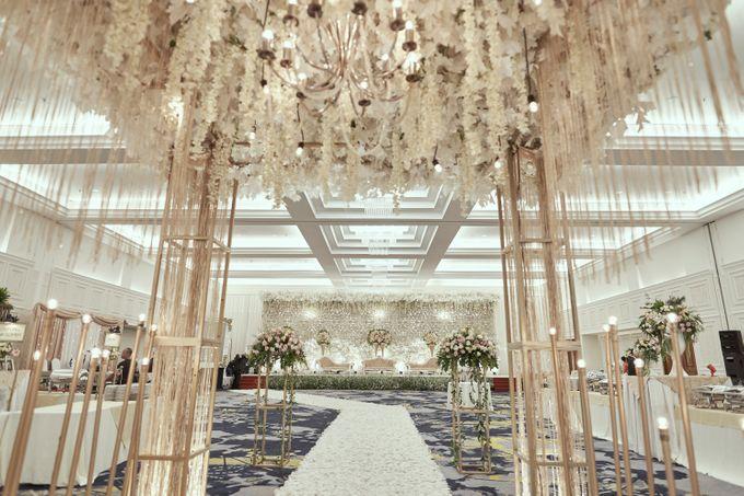 The Wedding of Clara & Winata by Skenoo Hall Emporium Pluit by IKK Wedding - 006