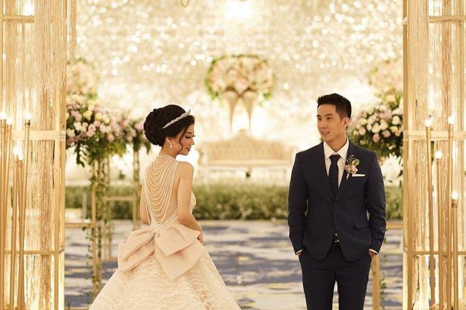 The Wedding of Clara & Winata by Skenoo Hall Emporium Pluit by IKK Wedding - 007