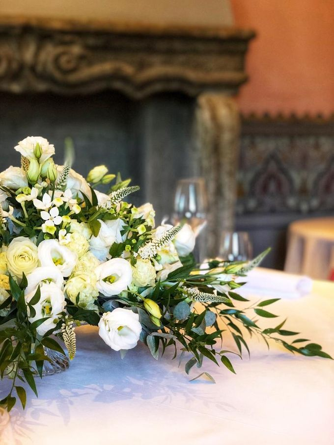 Wellness suite and flower design by Villa Crespi - 004