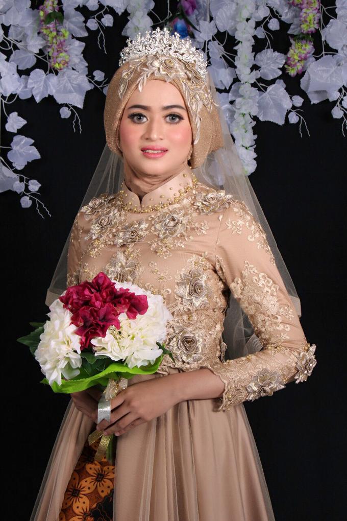 Bridal Muslim Makeup by Bridal Art - 006