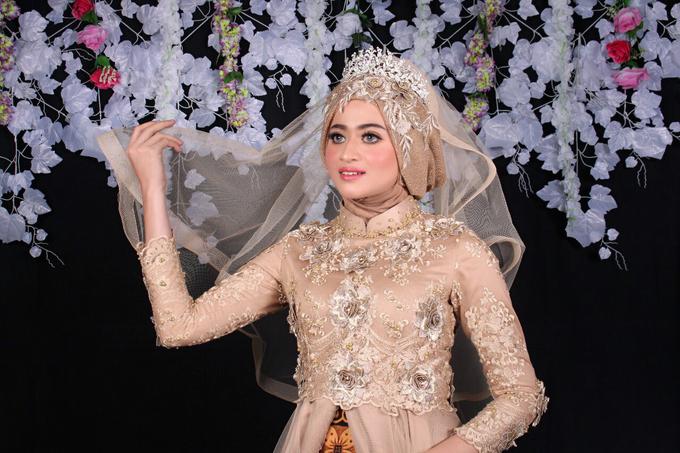 Bridal Muslim Makeup by Bridal Art - 007