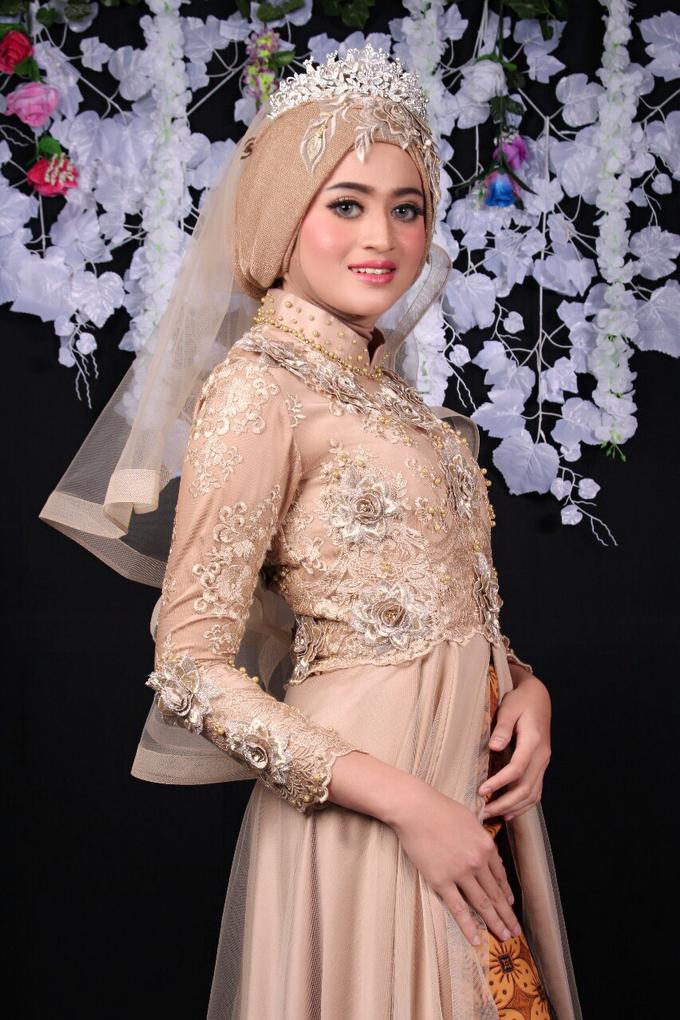 Bridal Muslim Makeup by Bridal Art - 012