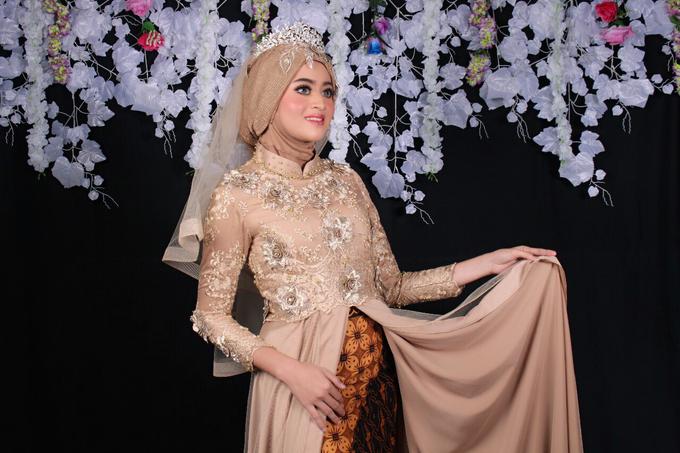 Bridal Muslim Makeup by Bridal Art - 013