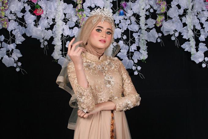 Bridal Muslim Makeup by Bridal Art - 015