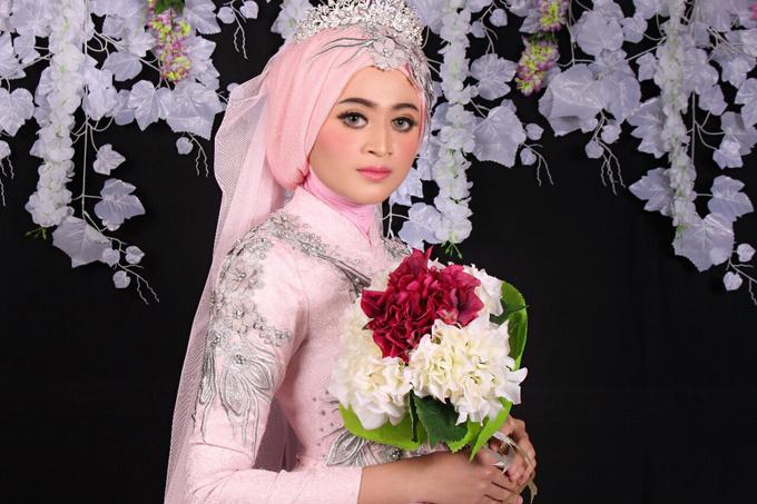 Bridal Muslim Makeup by Bridal Art - 020