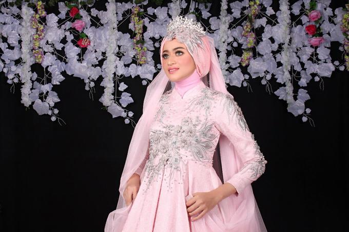 Bridal Muslim Makeup by Bridal Art - 024