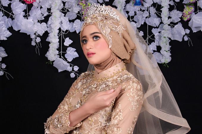 Bridal Muslim Makeup by Bridal Art - 032