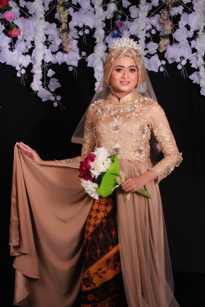 Bridal Muslim Makeup by Bridal Art - 033