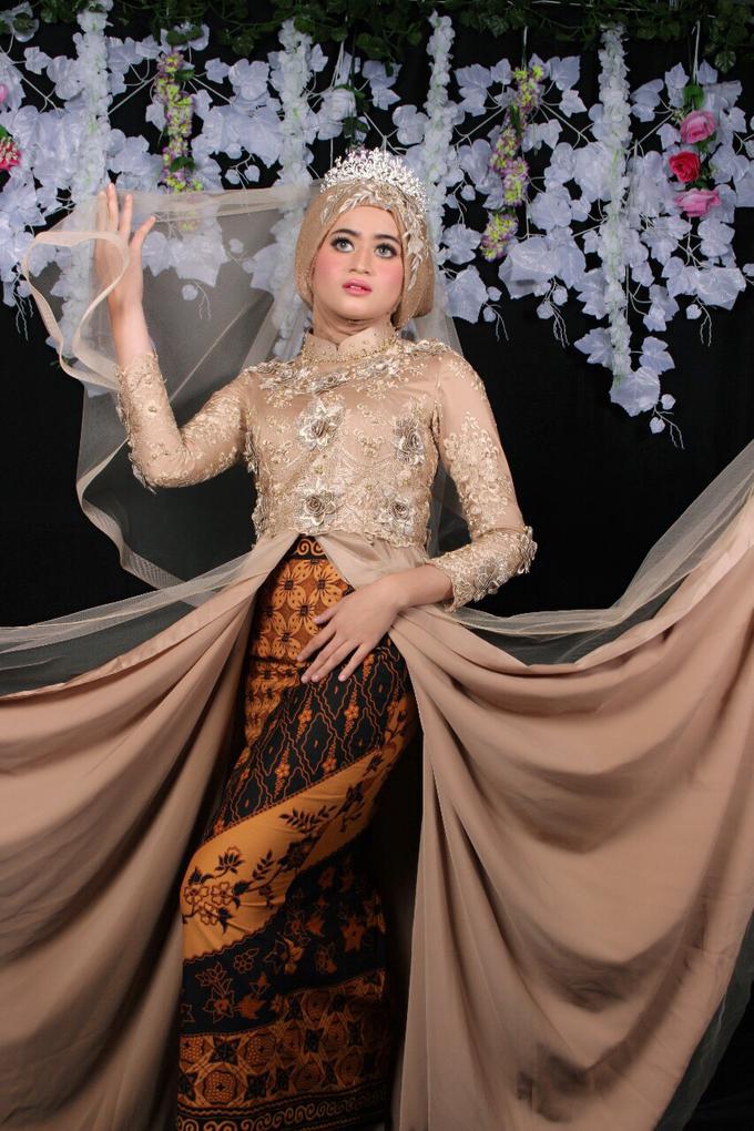Bridal Muslim Makeup by Bridal Art - 034