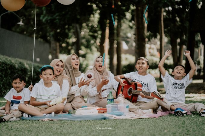 Family Potrait Eid Mubarak 1440H by Heaven Creative - 006