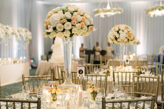 Ritz Carlton Bali Wedding | Addo & Jodie by Eurasia Wedding - 027