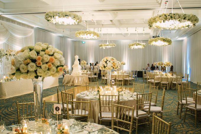 Ritz Carlton Bali Wedding | Addo & Jodie by Eurasia Wedding - 029