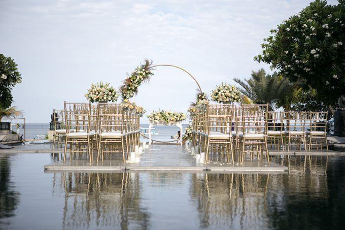 Wedding Decor at The Sakala Resort Bali by d'Oasis Florist & Decoration - 009