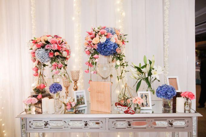 The Wedding of Raymoon Anjelina by The Swan Decoration - 006