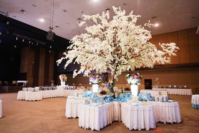The Wedding of Raymoon Anjelina by The Swan Decoration - 009