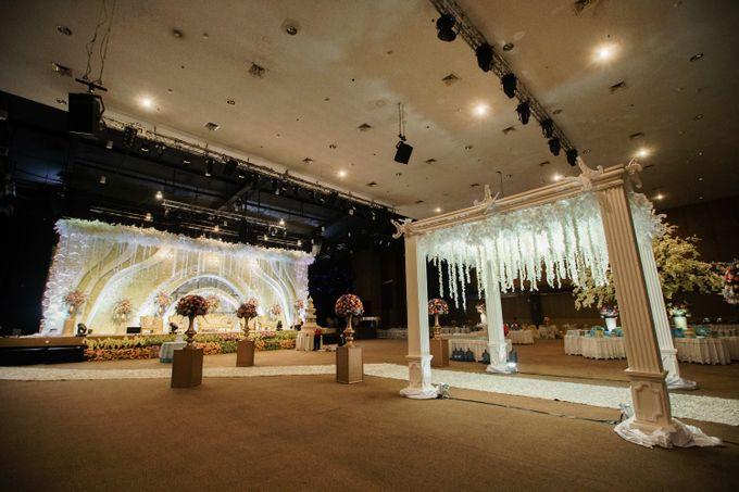 The Wedding of Raymoon Anjelina by The Swan Decoration - 017