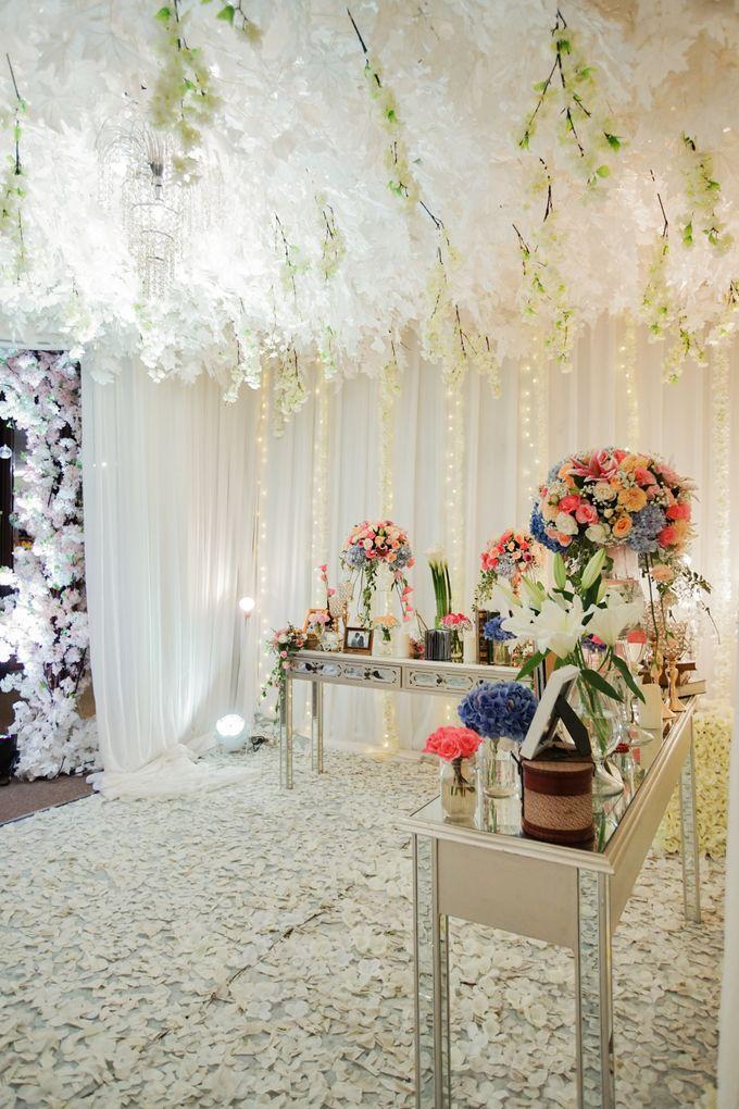 The Wedding of Raymoon Anjelina by The Swan Decoration - 019