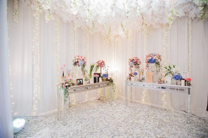 The Wedding of Raymoon Anjelina by The Swan Decoration - 021