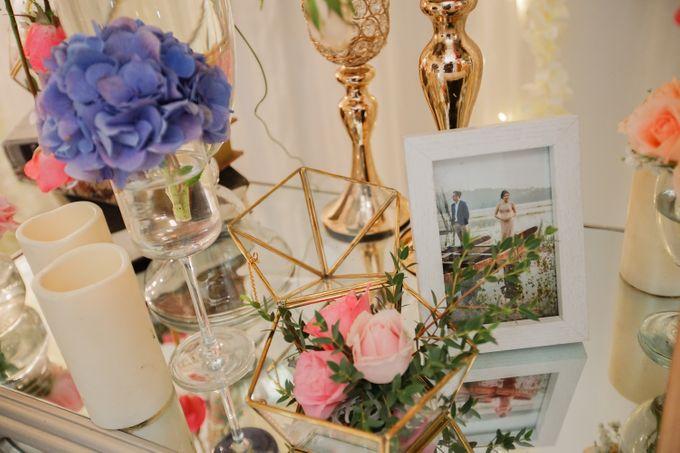 The Wedding of Raymoon Anjelina by The Swan Decoration - 023