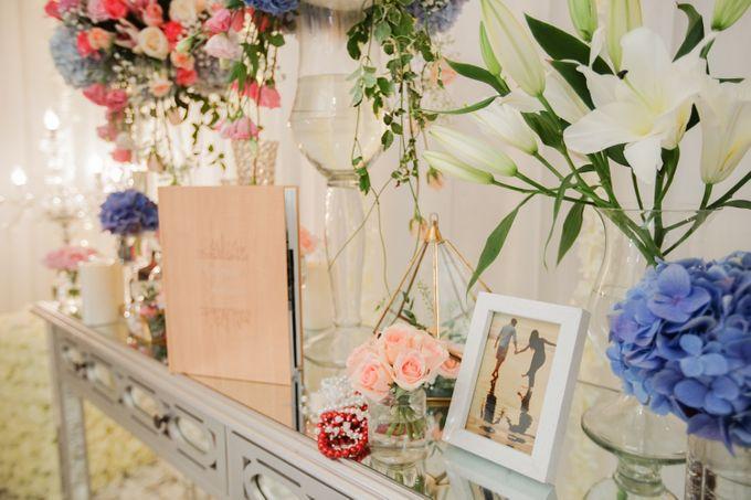 The Wedding of Raymoon Anjelina by The Swan Decoration - 024