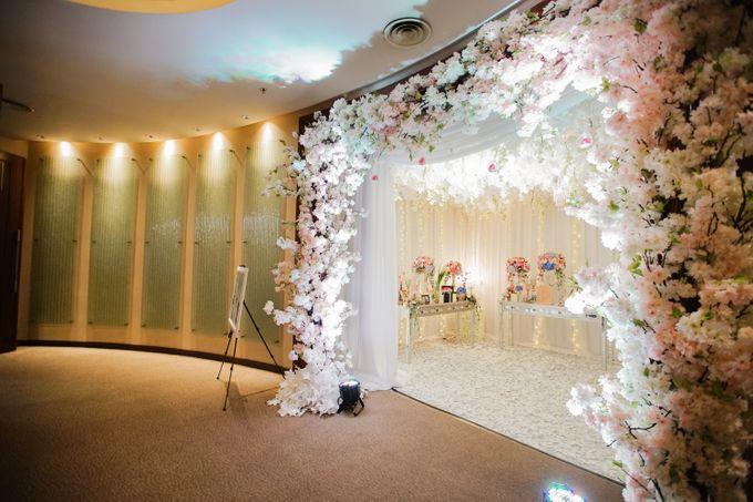 The Wedding of Raymoon Anjelina by The Swan Decoration - 026