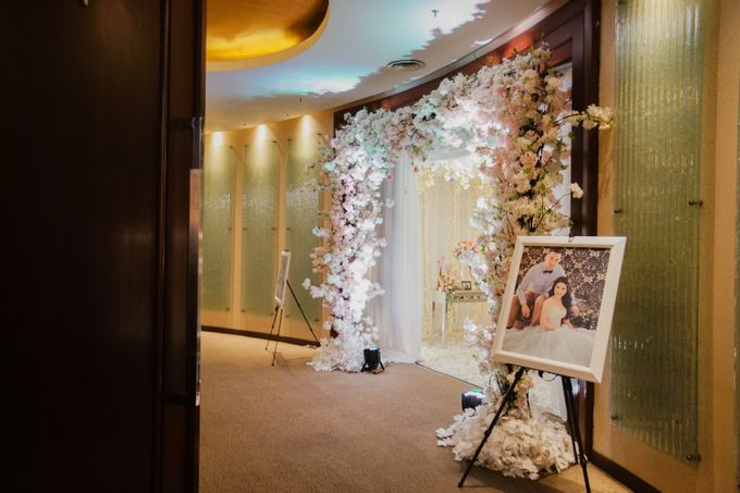 The Wedding of Raymoon Anjelina by The Swan Decoration - 027