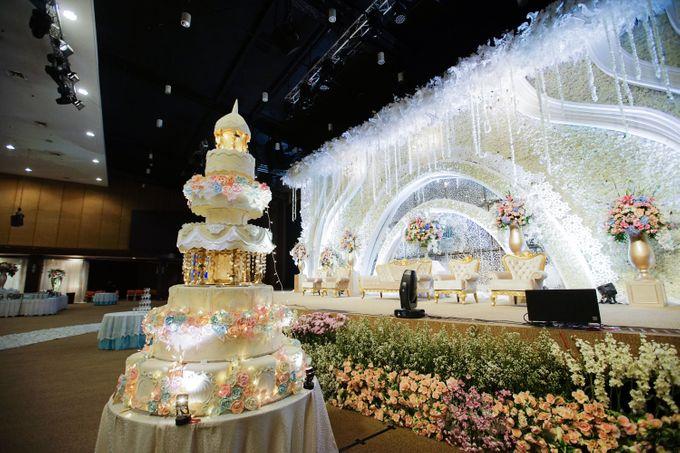 The Wedding of Raymoon Anjelina by The Swan Decoration - 030