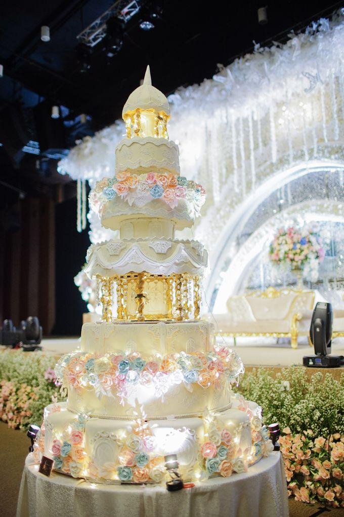 The Wedding of Raymoon Anjelina by The Swan Decoration - 031