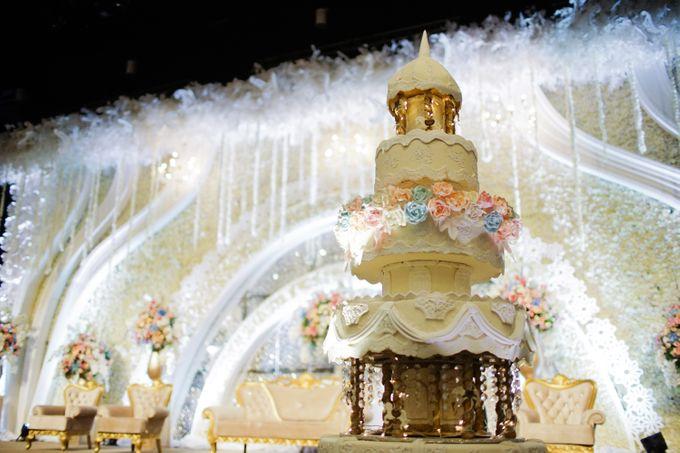 The Wedding of Raymoon Anjelina by The Swan Decoration - 032