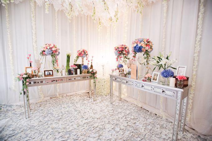 The Wedding of Raymoon Anjelina by The Swan Decoration - 004