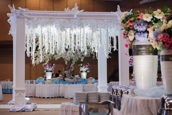 The Wedding of Raymoon Anjelina by The Swan Decoration - 037