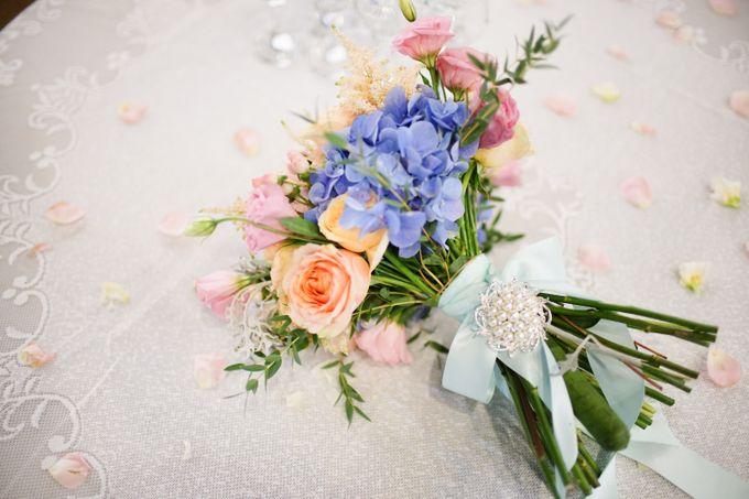 The Wedding of Raymoon Anjelina by The Swan Decoration - 041
