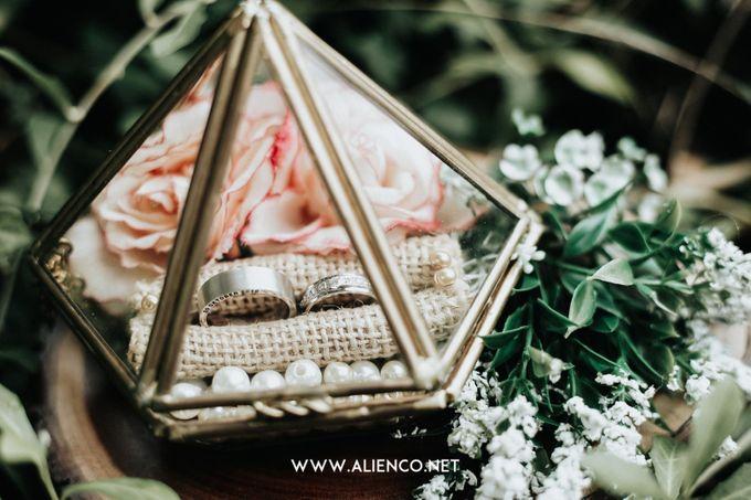 The Wedding Of Intan & Puja by Jakarta Souvenir - 025