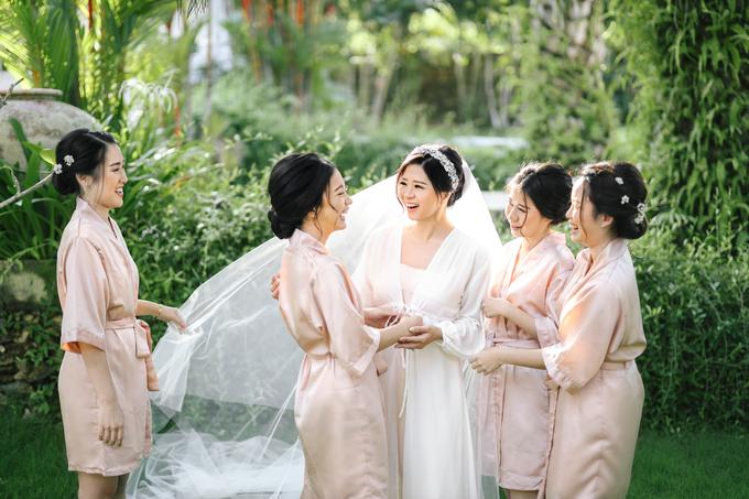 The Wedding of Alvin & Anggun by Delapan Bali Event & Wedding - 004