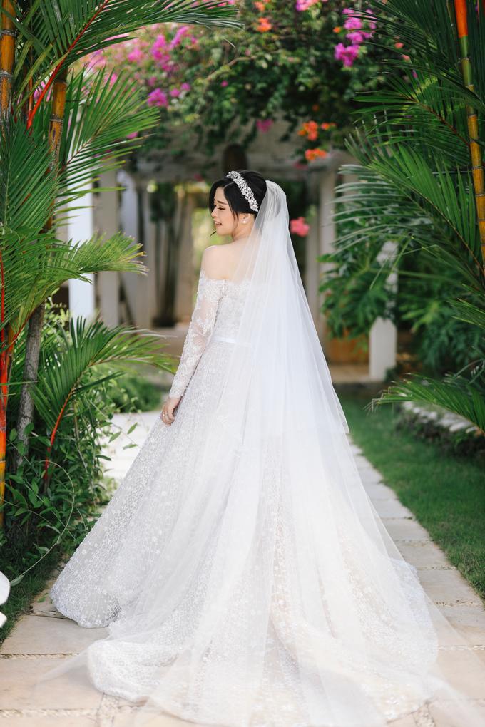 The Wedding of Alvin & Anggun by Delapan Bali Event & Wedding - 006