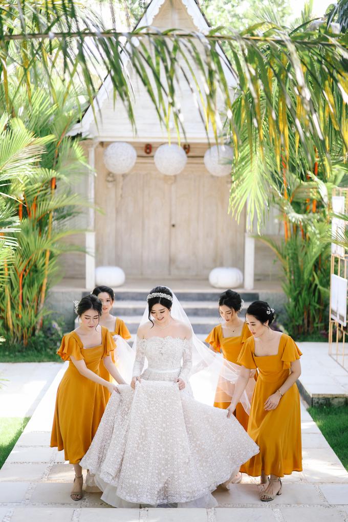 The Wedding of Alvin & Anggun by Delapan Bali Event & Wedding - 007